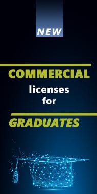 Graduate Lizenzen